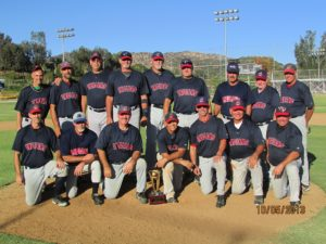 2013 55 NN Summer Season Champs Indians